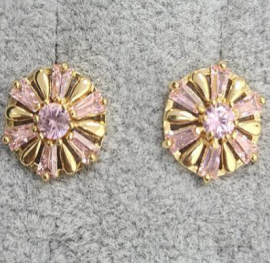 Flower Shaped Attractive Ear ring