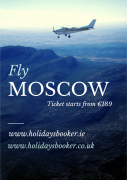 Fly to Moscow